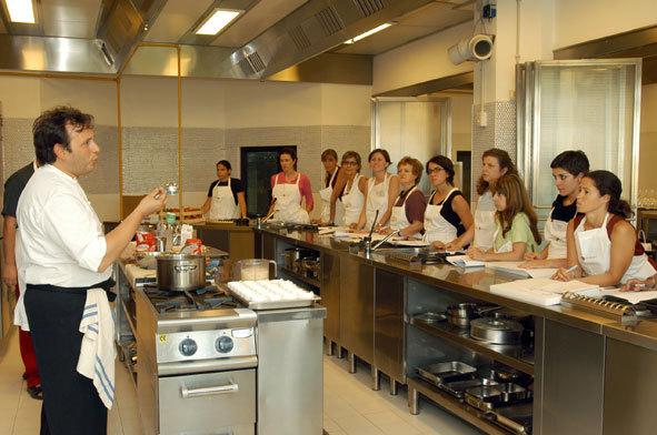 e roma va a scuola di cucina - gambero rosso - Scuola Di Cucina Gambero Rosso