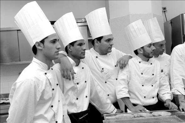 professione cuoco: una occasione per tutte le età - gambero rosso - Scuola Di Cucina Gambero Rosso